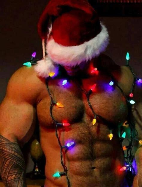sexy santa christmas pinterest