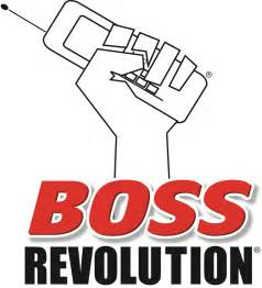 Boss Revolution Logo
