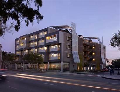 Housing Sierra Bonita Project Magazine Architect Df