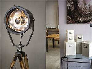 Lampe Industrial Style : lampe industrial design hausumbau planen ~ Markanthonyermac.com Haus und Dekorationen
