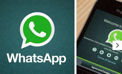 whatsapp no longer shutting out blackberry from its services theinfong