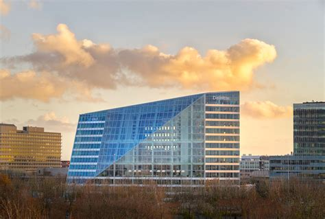 The Edge Is The Greenest, Most Intelligent Building In The