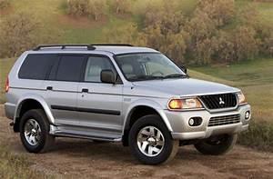 2004 Mitsubishi Monterosport Service Repair Manual