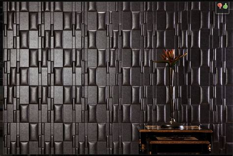 nappa tile peel n stick wall faux leather tile for the