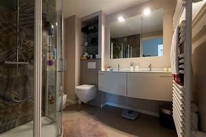 Aménager Salle De Bain : petites salle de bains am nager ricou ~ Melissatoandfro.com Idées de Décoration