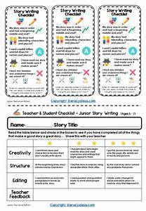 Say Hello To Our Free Narrative Writing Checklists