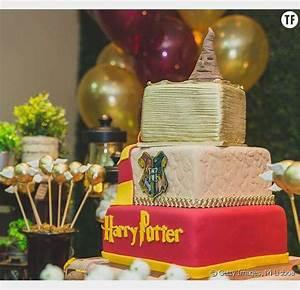 Deco Harry Potter Anniversaire : 15 id es pour organiser un anniversaire harry potter d nich es sur pinterest terrafemina ~ Melissatoandfro.com Idées de Décoration
