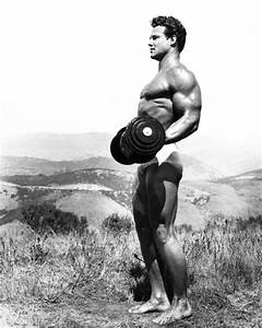 Steve Reeves' Immortal Physique | Muscle & Fitness