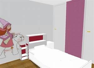 Chambre Fille 4 Ans : chambre fille 4 ans besoin d 39 avis sur relooking ~ Teatrodelosmanantiales.com Idées de Décoration