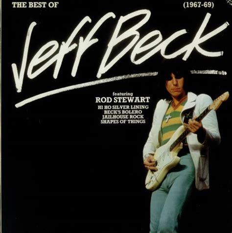 Best Of Beck by Jeff Beck The Best Of Jeff Beck 1967 69 Uk Vinyl Lp Album
