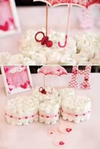 Baby Shower Table Decorations Ideas for Girls