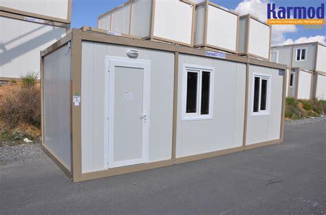 bureau modulaire construction bureaux modulaire préfabriquée karmod karmod
