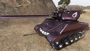 World of Tanks M4A3E2 Sherman Jumbo (PeNeTrAtOrX skin)| 5 ...
