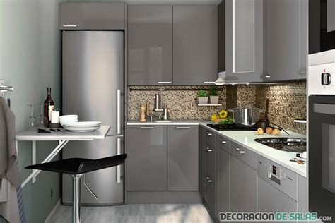 cocinas modernas de leroy merlin
