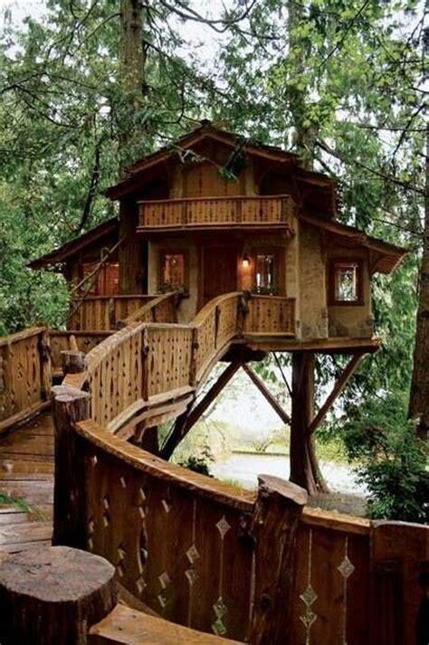 Nice Tree House  My Dream House  Pinterest