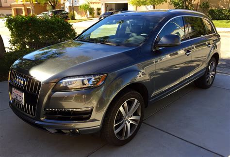 Audi Q7 For Sale by New 2015 2017 Audi Q7 For Sale Cargurus
