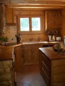 meubles de cuisine en pin best meuble de cuisine style montagne images design