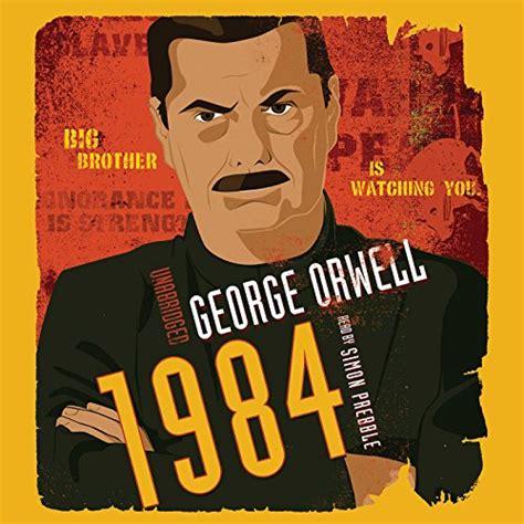 audiobook  george orwell audiblecom