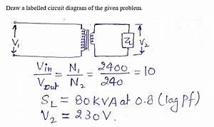 Answered  1  A Single 240 V  U2026