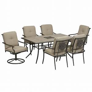 Garden Oasis Brookston 7 Piece Dining Set