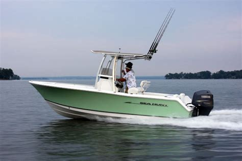 Seahunt Boats by Research 2011 Sea Hunt Boats Triton 225 On Iboats