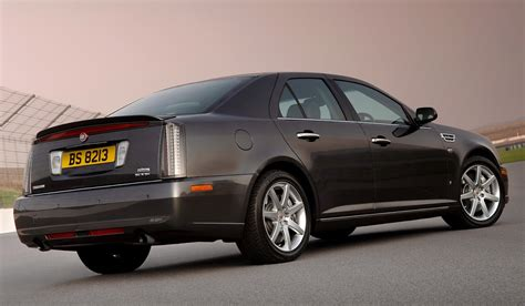 Rhd '08 Cadillac Cts Goes On Sale In The Uk