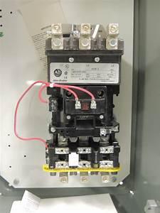New Allen Bradley Full Voltage Motor Starter 509