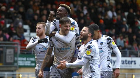 Sky Bet League Two: Play-Off Semi-Final first leg preview ...
