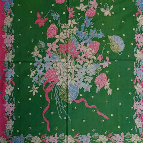 batik tulis bunga  disetiap daerah nusantara batik dlidir