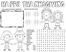 thanksgiving activities modern homemakers