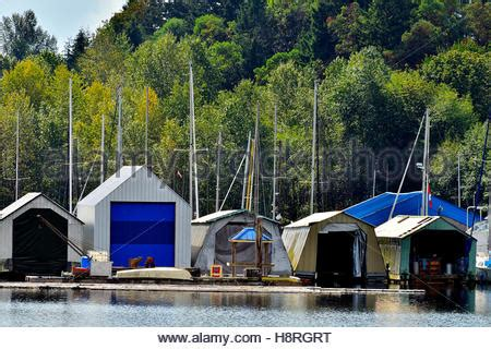 Boat Storage Vancouver Island by Boat Houses At A Marina On The Columbia River Portland