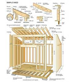 simple shed plans en detalle woodworking plans new kitchen and small shed plans