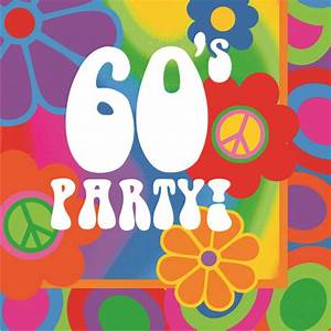 Groovy 60s Party