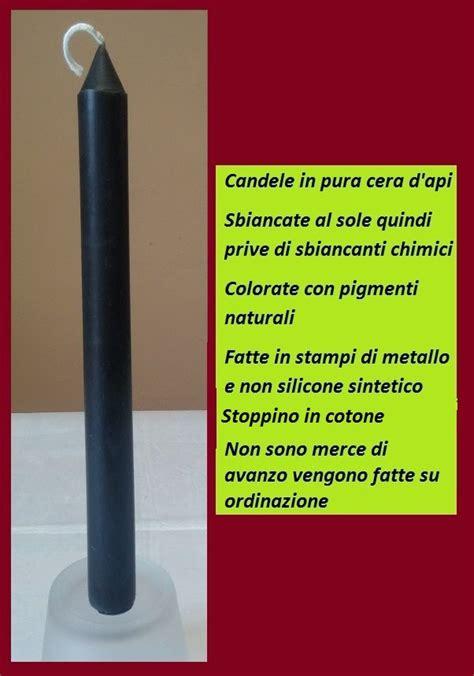 Candela Nera by Fuoco Puro Significato Candela Nera