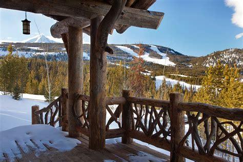 spanish peaks cabin  rustic gateway  big skys