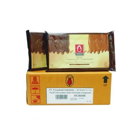 coklat bubuk hitam tulip 12 1 kg tokowahab