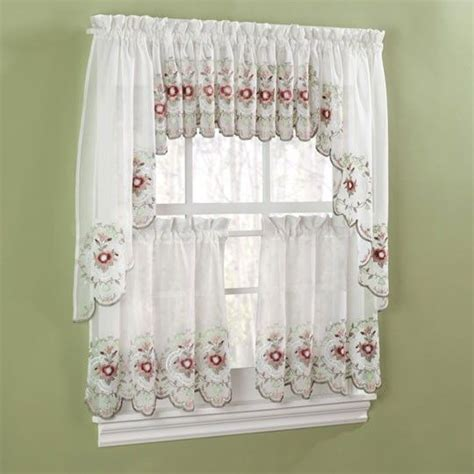 Kitchen curtains, Curtains and Roses on Pinterest