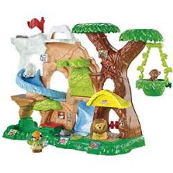 Tapis Jungle De Fisher Price by Amazon Com Fisher Price Little People Zoo Talkers Animal