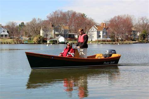 peeler skiff fyne boat kits