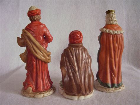 nativity creche manger figurines ceramic the and 50