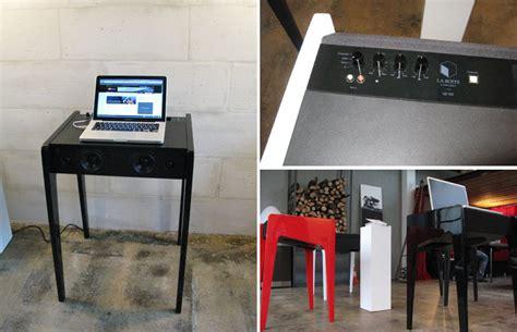 ordinateur portable bureau vall ld 120 un dock bureau quot design quot pour ordinateur portable