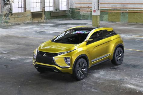 mitsubishi confirms fully electric small suv