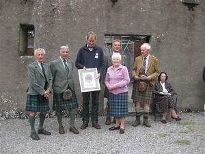 Clan Chief Captain Alwyne Farquharson Of Invercauld