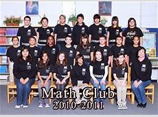 Clubs & Organizations Math Club