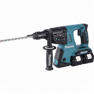 Perforateur Makita Sans Fil 36v : perforateur sans fil makita dhr264rm2 18v 2x18v li ion ~ Premium-room.com Idées de Décoration