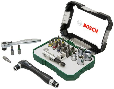Review Of Bosch Double Ended Screwdriver And 26 Piece Bit Set