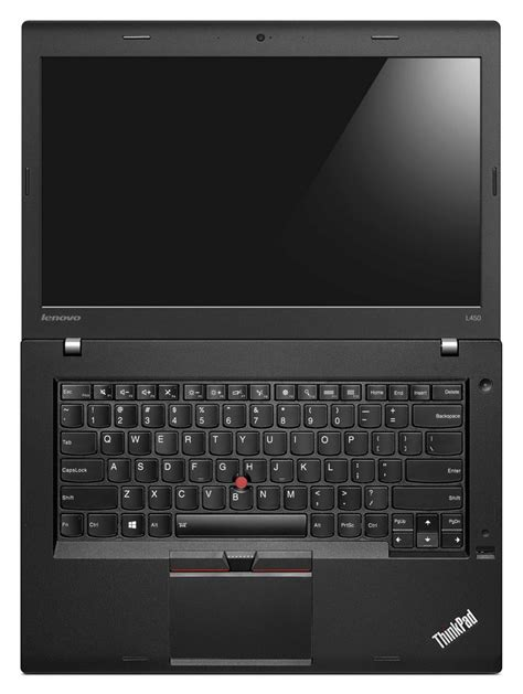 ThinkPad L450 Is A Rugged Laptop For The Demanding User