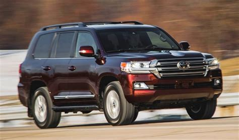 toyota land cruiser  canada review toyota cars