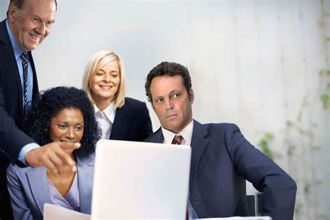business stock photo vince vaughn and co pose for idiotic stock photos