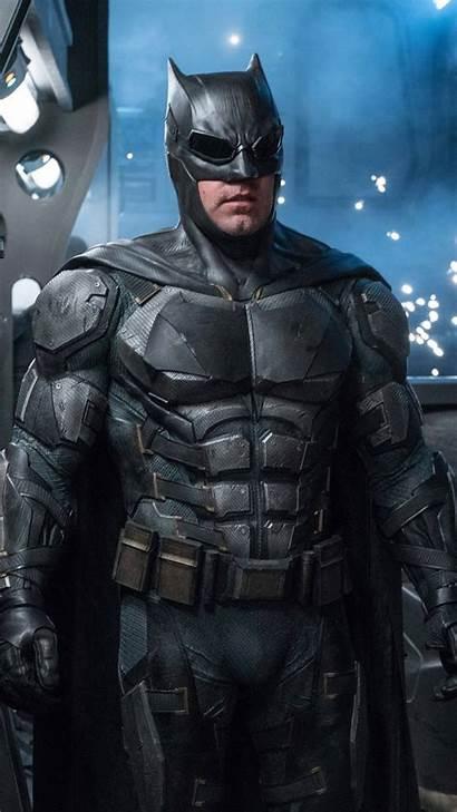 Batman Affleck Ben Batsuit Justice League Wallpapers